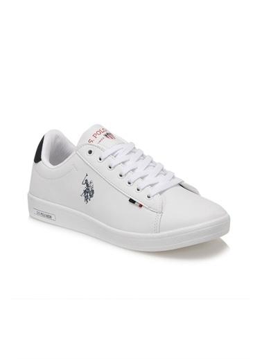 U.S. Polo Assn. Kadın Ayakkabı Franco 100910292 Beyaz